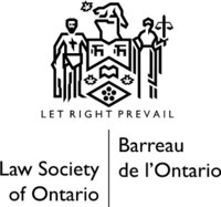 Law Society of Ontario logo. (CNW Group/The Law Society of Ontario)