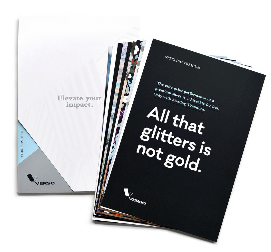 Verso's new Sterling Premium Promotion - Elevate Your Impact