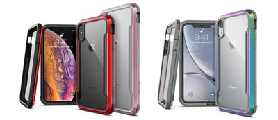 X-Doria Presents Defense Shield For iPhone XS, iPhone XS Max, and iPhone XR