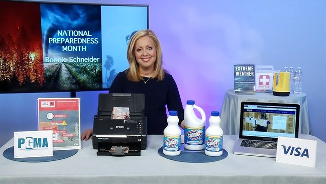 Bonnie shares her essentials for surviving severe weather.