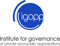 Logo: Institute for Governance of private and public organizations (IGOPP) (CNW Group/Institute for governance of private and public organizations (IGOPP))