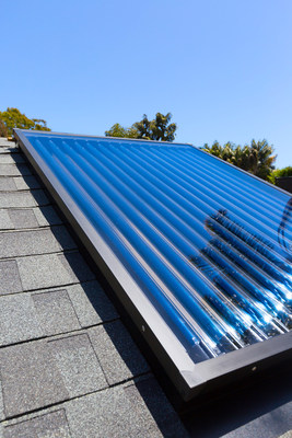 ZLUZ is the first ever high-efficiency water heating skylight… a 3 in 1 system which passes the natural daylight, uses the solar energy for hot water and includes warm nighttime LED lighting with remote dimmer. ZLUZ is SRCC OG-100 and AAMA Wind/Water/Structural Certified which makes you eligible for Local, State, and Federal rebates and tax credits where available.
