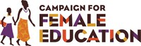 New Campaign for Female Education master mark