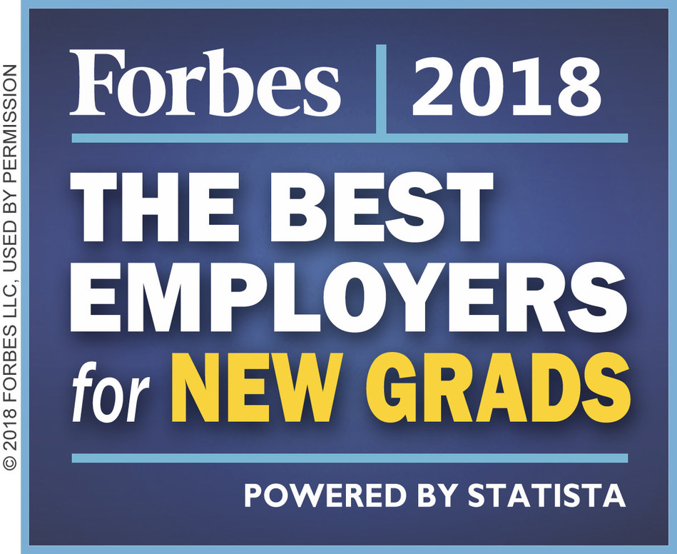 Forbes names Providence St. Joseph Health Ninth Best Employer in the Nation for New Graduates