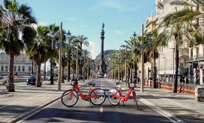 PBSC Urban Solutions --- Bicicleta ICONIC