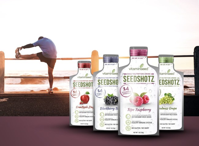 Whether you're a cyclist, runner, weekend warrior, college student or just a busy parent or professional looking to bring your nutrition to the next level, Seedshotz? is your secret weapon - designed to protect your health, help you feel great and give you the endurance you need to finish whatever race you're in.