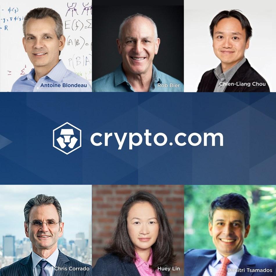 Crypto.com Announces Advisory Board (PRNewsfoto/Crypto.com)