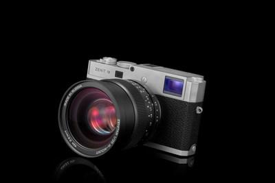 泽尼特和徕卡推出联合生产相机