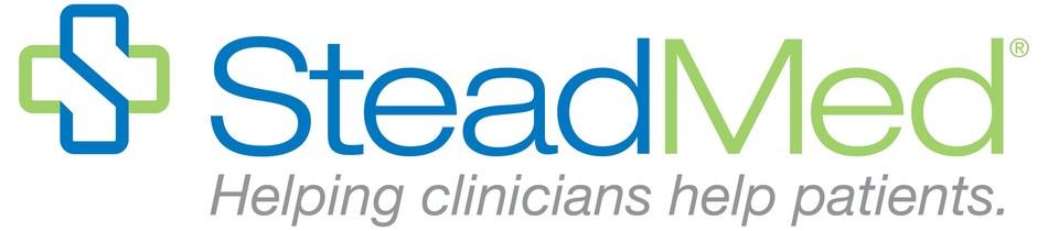SteadMed logo (PRNewsfoto/SteadMed)
