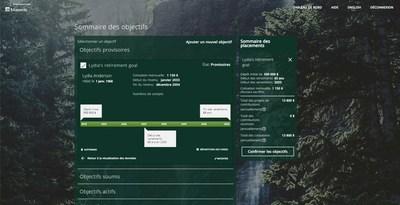 Manuvie lance un programme de placement fondé sur les objectifs qui change la donne (Groupe CNW/Société Financière Manuvie)