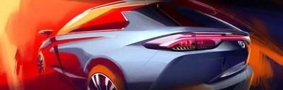 SUV GS5 da GAC Motor totalmente novo (PRNewsfoto/GAC Motor)