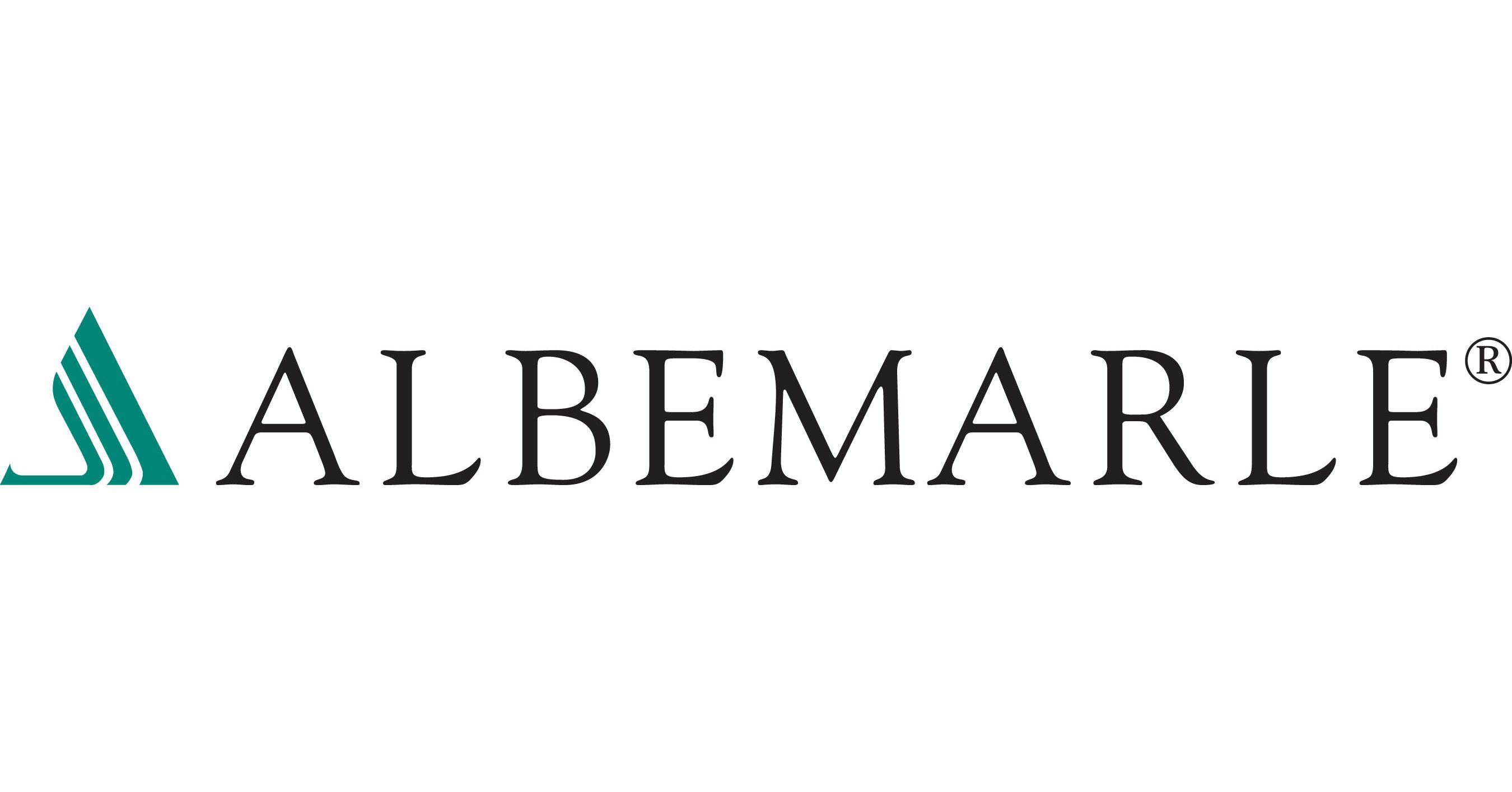 Albemarle Corp.