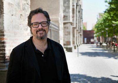 L'artiste Rafael Lozano-Hemmer Photo : © Gracieuseté Antimodular Research (Groupe CNW/Musée national des beaux-arts du Québec)