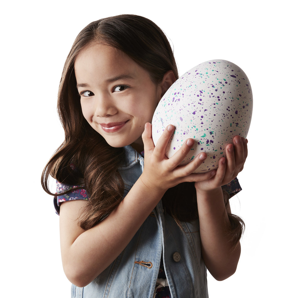 New HatchiBabies will be Unveiled on Hatchimals Day Oct. 5 (CNW Group/Spin Master)
