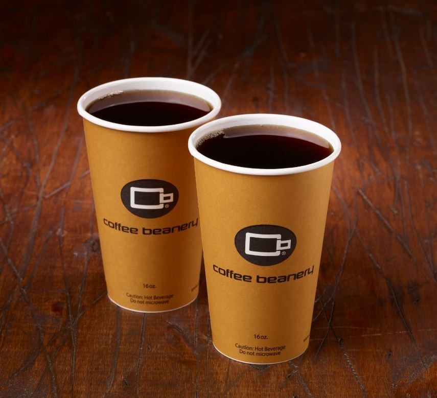 Coffee Beanery Offers Any Size Coffee for $1 All Day on National Coffee Day, Saturday, September 29th at Participating Locations