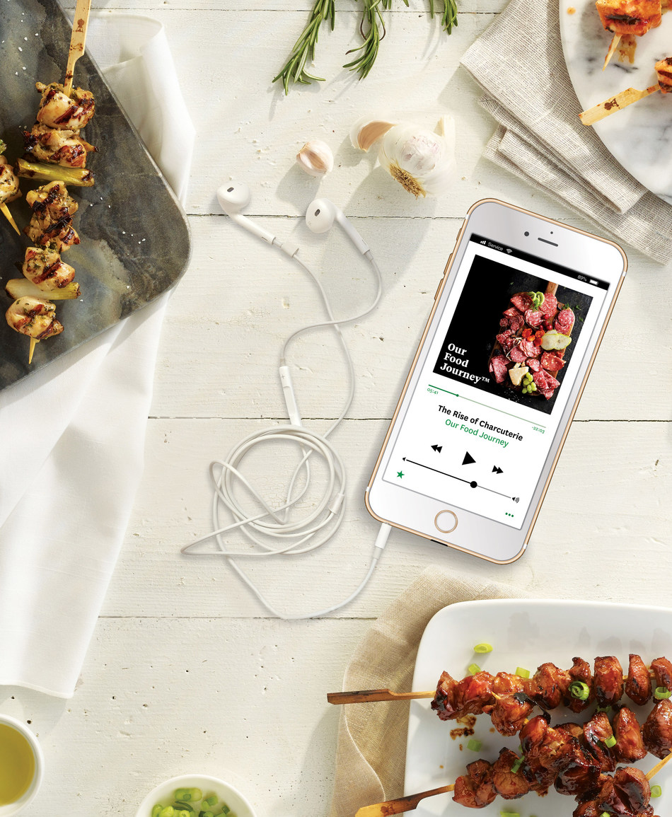 Hormel Foods Expands Our Food Journey™ with Launch of New Podcast Series