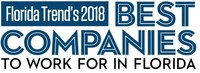 Florida Trend's Best Companies To Work For Logo