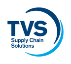 TVS Supply Chain Solutions Logo (PRNewsfoto/TVS Supply Chain Solutions)