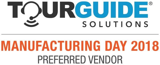 Official Tour Headset Provider of Manufacturing Day. As a Preferred Vendor sponsor of Manufacturing Day, TourGuide Solutions is providing substantial support for the nation's largest one-day celebration of manufacturing, which focuses on showing young people, parents and educators the opportunities a career in manufacturing offers.