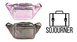 SoJourner's New Holographic Fanny Pack
