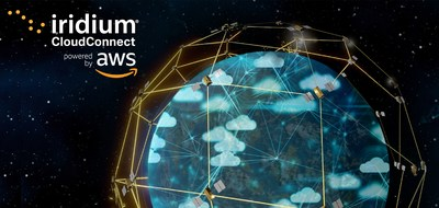 Iridium has been collaborating with AWS on the development of Iridium CloudConnect, the first and only satellite cloud-based solution that offers truly global coverage for Internet of Things (IoT) applications.
