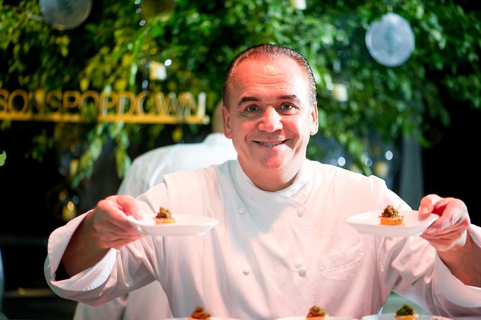 Michelin-starred Chef Jean-Georges Vongerichten