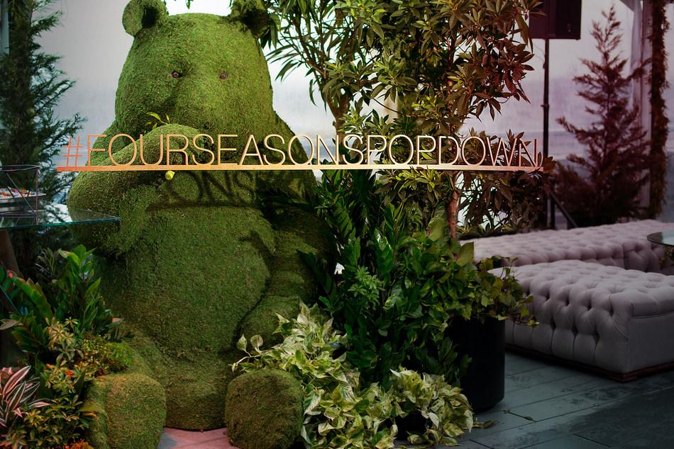 Four Seasons Pop Down Philadelphia