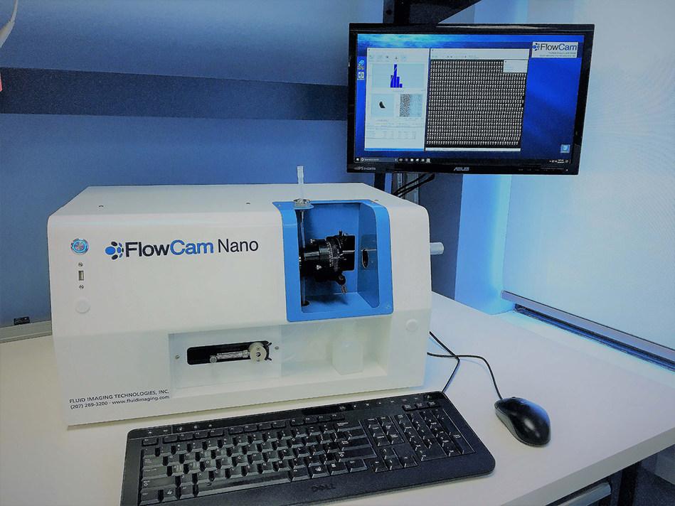 FlowCam Nano from Fluid Imaging Technologies, Inc.