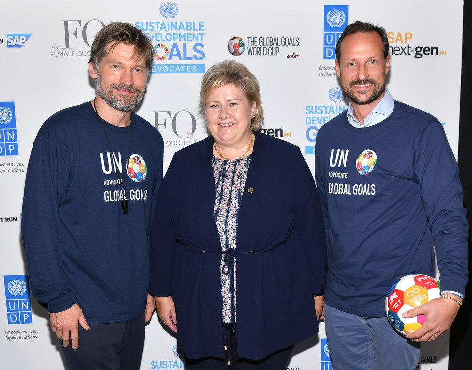 The 3rd Annual Global Goals World Cup  #GGWCup