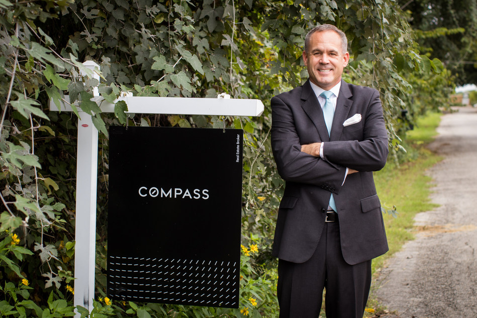 Real estate technology company Compass teams with John Zimmerman, the #1 producing agent in Fort Worth and #2 producing agent in Texas, for Fort Worth market entry