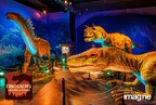 Imagine Exhibitions Unleashes Dinosaurs Around The World