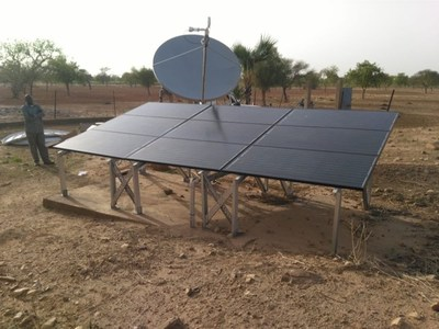 With solar-powered sites based all around the world, the network provides highly resilient and secure connectivity from even the most remote locations to the organization's HQ.