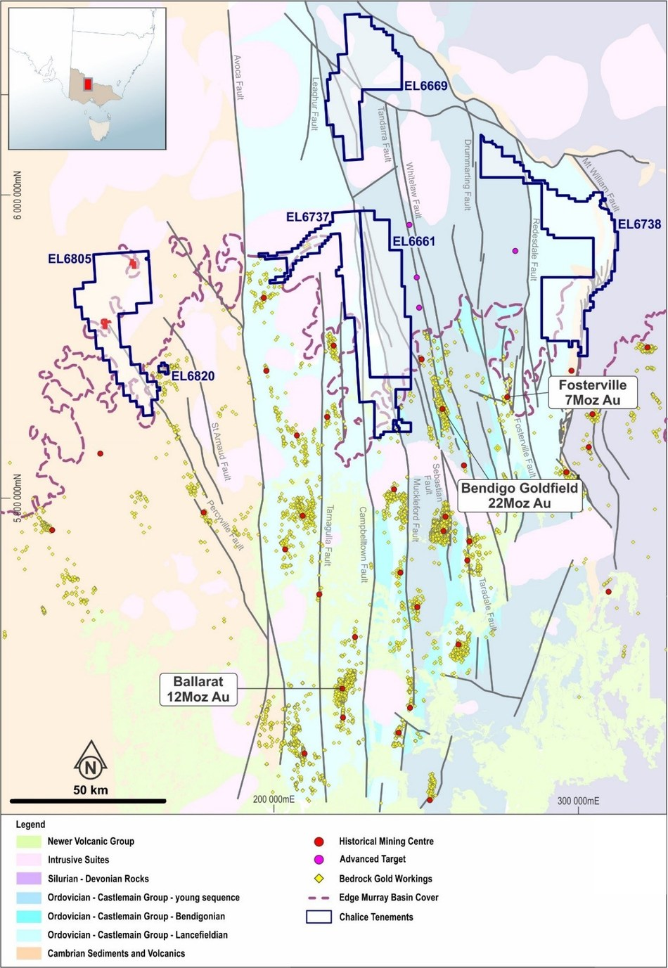 Chalice set to drill large-scale gold targets at Pyramid