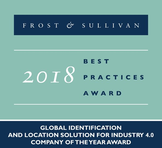 Siemens AG Acclaimed by Frost & Sullivan for Combining Organic and Inorganic Growth Strategies to Dominate the Identification and Location Solution Market
