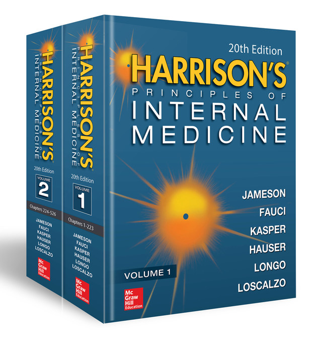 McGraw-Hill Education Launches Landmark 20th Edition of Harrison's Principles of Internal Medicine /PR Newswire UAE/