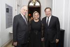 Ronald S. Lauder Joins Zero Discrimination Movement Led by First Lady Lorena Castillo de Varela of Panama