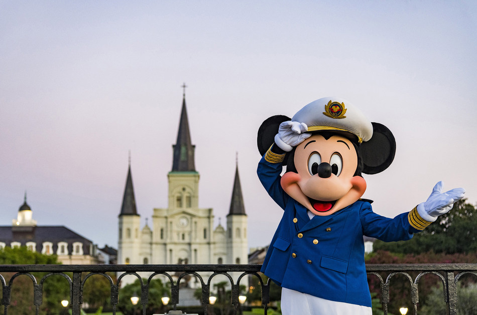 In 2020, the Disney Wonder will embark on a variety of Caribbean and Bahamian cruises from New Orleans – the first time Disney Cruise Line will have a home port in Louisiana. The limited- time season includes four-, six- and seven-night Western Caribbean sailings; a seven-night Bahamian cruise; and a 14-night Panama Canal voyage, departing Feb. 7 through March 6. (Matt Stroshane, photographer)