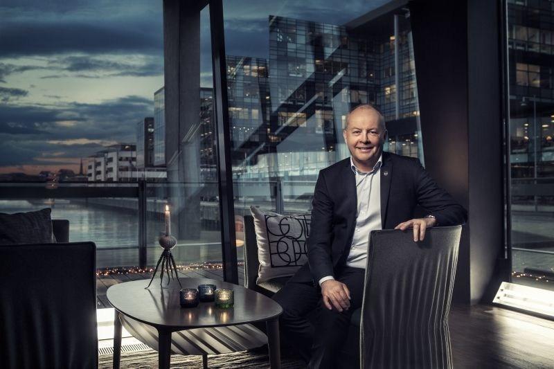 Claes Nilsson President of Volvo Trucks (PRNewsfoto/Volvo Trucks)