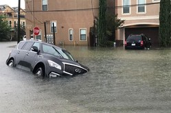 Comprehensive Car Insurance Covers Water Damage