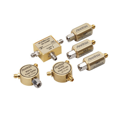 Anritsu introduces W1 connectors with a wide frequency coverage from DC to 110 GHz that remove measurement complexity, reduce measurement setup time and improve accuracy.