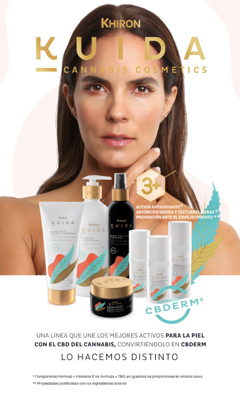 Khiron Life Sciences launches Kuida, first mass-market CBD consumer brand in Colombia (CNW Group/Khiron Life Sciences Corp.)