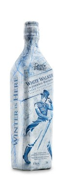 Introducing Game of Thrones inspired White Walker by Johnnie Walker Whisky in celebration of the eighth and final season