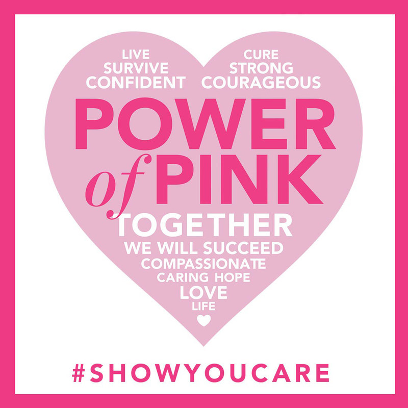 Join Hands with Brighton's 16th Annual Power of Pink movement. This marks our 16th year in the journey to find a cure, bring hope to our communities, and make a difference. For each 2018 Limited Edition Power of Pink bracelet purchased, Brighton will donate $10 to support breast cancer research and awareness.  Join Hands & Show You Care #showyoucare  #brightongivesback For more information go to brighton.com/powerofpink