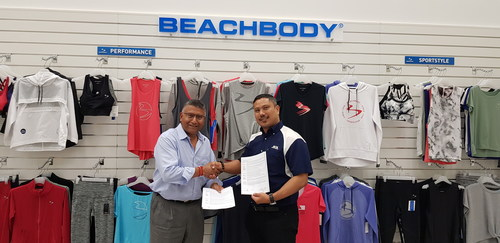 MCM Entering Partnership With GBP From Left to Right: Mr. Killick Datta, the founder and CEO of GBP and Adj. Prof. Maxshangkar, the founder and group CEO of MCM