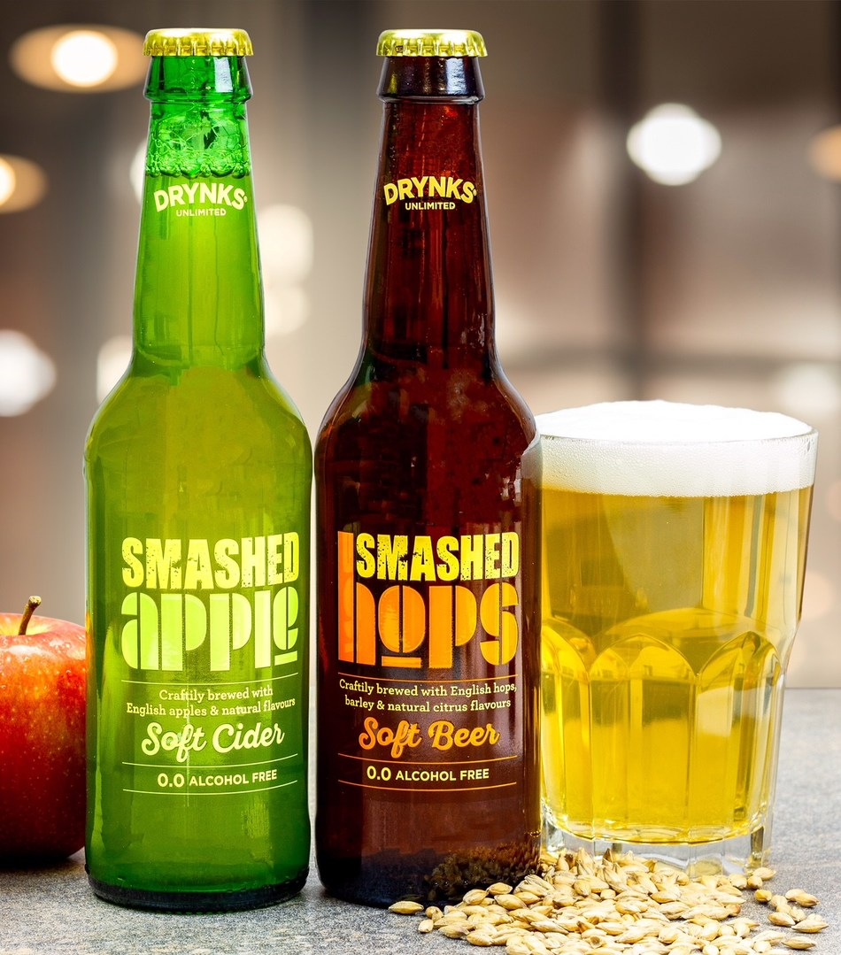 The Dry Drinks Company Rethinks Drinking With Launch of New Alcohol-free Drinks