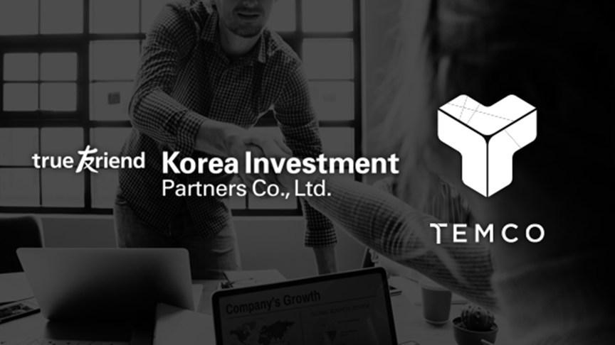 TEMCO secures investment from Korean No. 1 Venture Capital (PRNewsfoto/TEMCO)