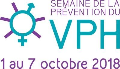 La Semaine de prévention du VPH a lieu du 1er au 7 octobre (Groupe CNW/Fédération des femmes médecins du Canada (FFMC))