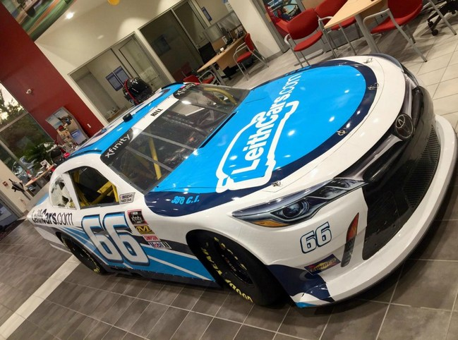 Follow the LeithCars.com team September 29th (@leithcars) for the first-ever #ROVAL NASCAR race.