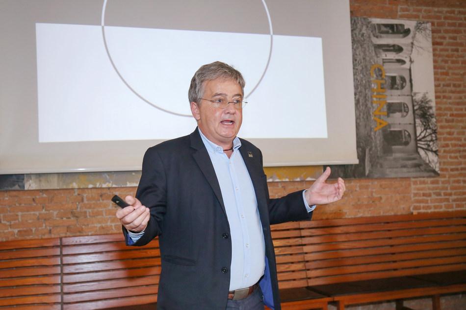 Timothy Jacob Jensen, CEO and Chief Designer of Jacob Jensen Design Group