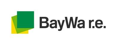 BayWa r.e. renewable energy Logo